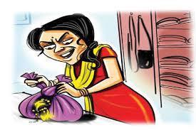 हमीरपुर-बैंक में टप्पेबाजी में मां, बेटियां और बहू धरी गई 3