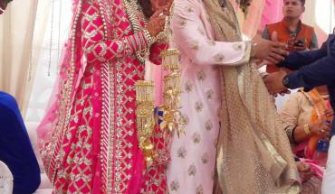हमीरपुर-टीवी सीरियल ससुराल सिमर की जोड़ी शादी के बंधन में बंधी 5