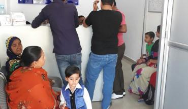 उरई में पैथकाइंड लैब द्वारा आयोजित किया गया निशुल्क जांच कैंप 11