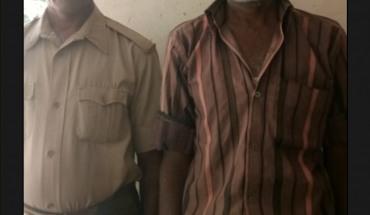 जालौन:कई सालों से चल रहे बांछित बारन्टी को ग्रिफ्तार कर भेज जेल। 4