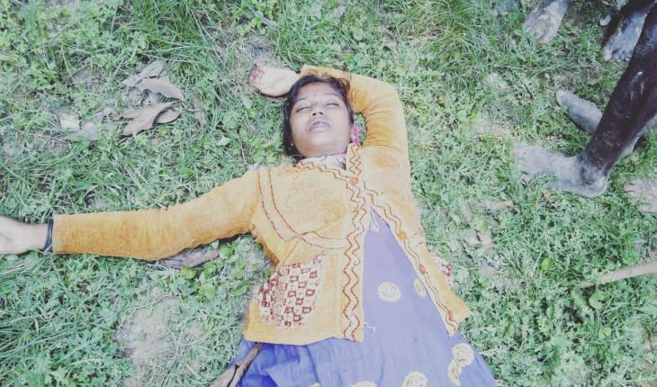 मधुबनी:गर्ववती युवती की हत्या 1