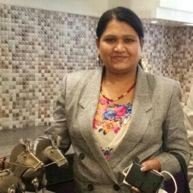 श्रीमती सुनीता सिंह (HR) Soni News