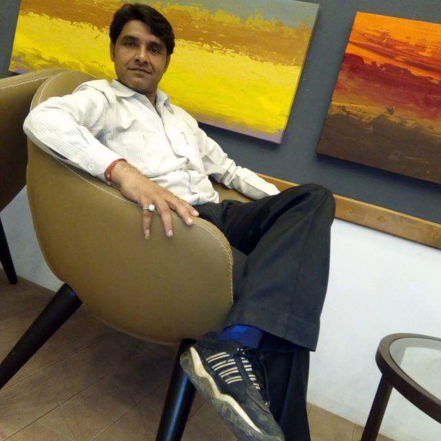 श्री अजय स्वर्णकार(सोनी जी) (चीफ ऐडीटर)