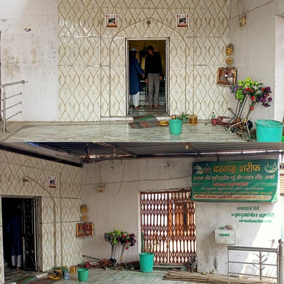 जालौन-कोविड-19 महामारी को देखते हुए पीरो वाली मस्जिद पर नहीं लगेगा मेला